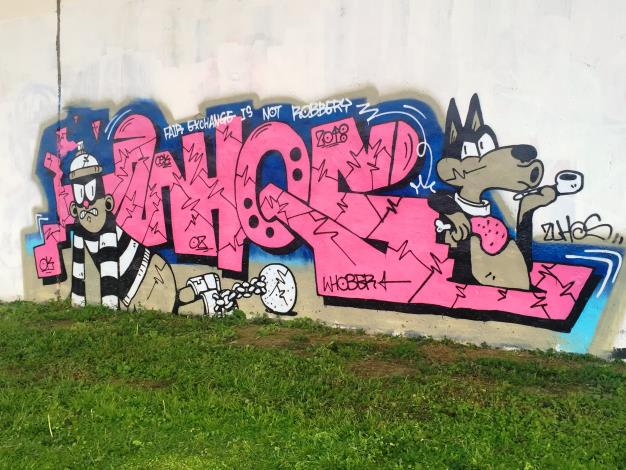 給你「好看」 北市6河濱塗鴉牆 即日起開放
