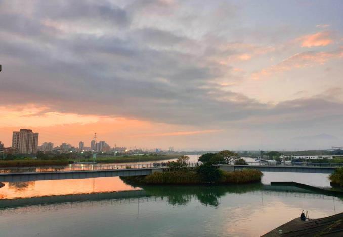 後港一號、二號橋的視野很棒[開啟新連結]