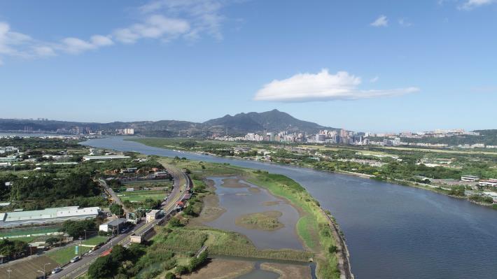 社子島濕地經多年悉心經營,現已展現豐碩成果,景色如畫、生態豐富