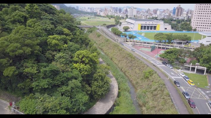 景美溪支流-指南溪政大段(醉夢溪)照片