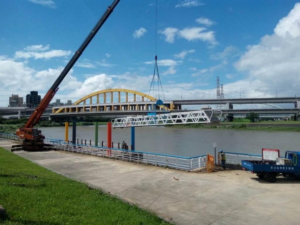 米塔颱風來襲 北市水利處啟動河濱防颱撤離