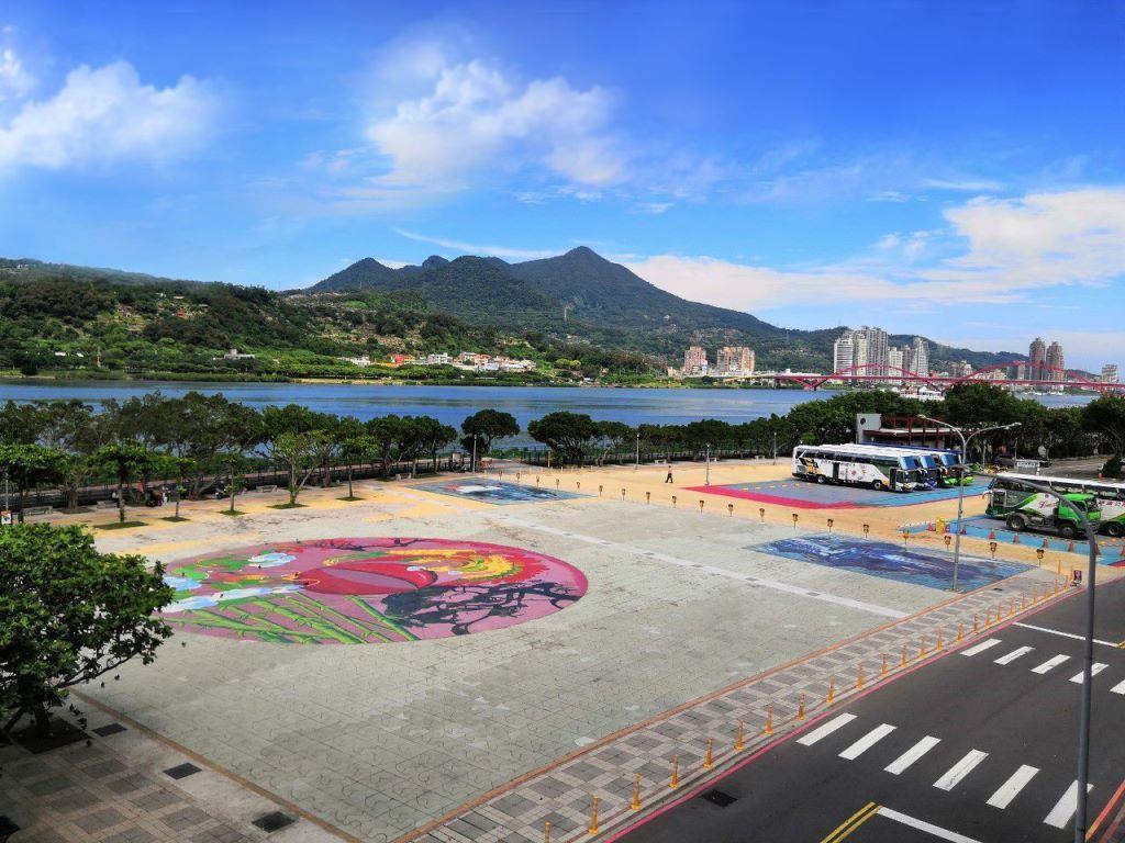 關渡水岸公園周邊景觀整建工程 獲108年臺北市公共工程卓越獎
