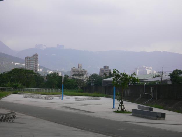 自行車越野場集結區及休息區