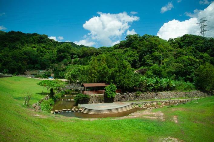 大溝溪生態治水園區一隅(A Corner of the Ecological and Flood Control of Dagoi Stream Park)