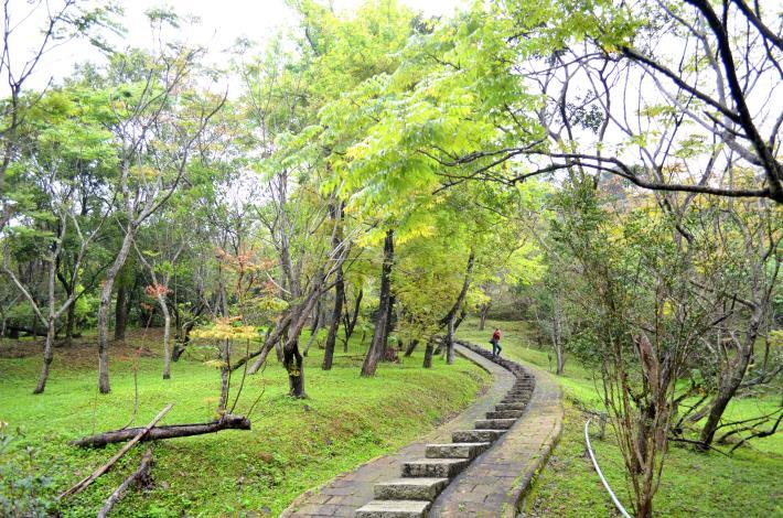 臺北市近郊山林林相保持完整,生態資源豐富,需要大家共同守護。[開啟新連結]