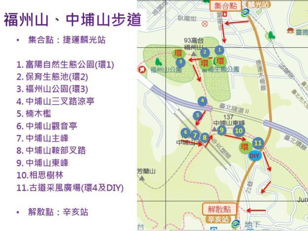 01福州山-中埔山步道縱走活動路線圖[另開新視窗]