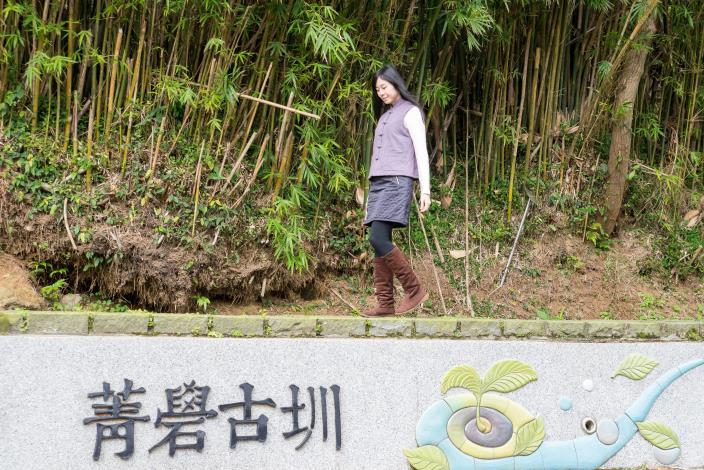照片4 漫步菁礐古圳上聆聽潺潺水流的自然樂章