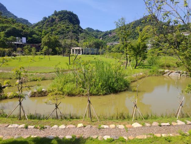 照片1 永春陂兼具景觀及生態