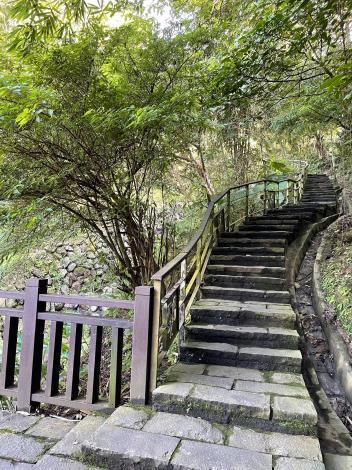 糶米古道步道,登山好去處