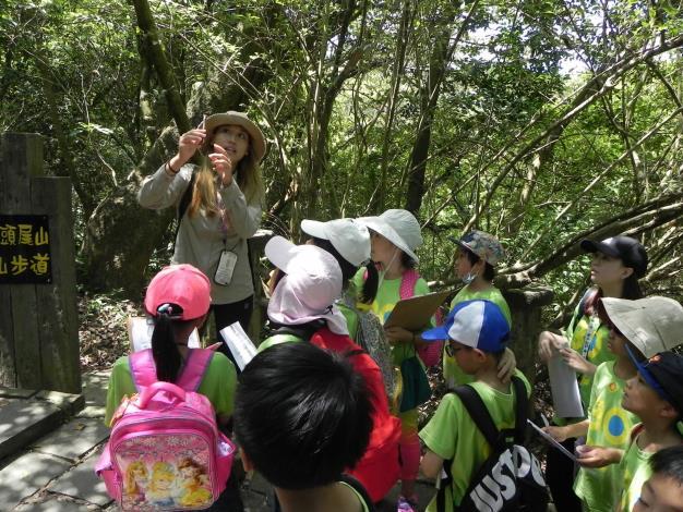 03-內雙溪【繽紛的森林社區】走訪森林步道,認識居住在此的生物居民!