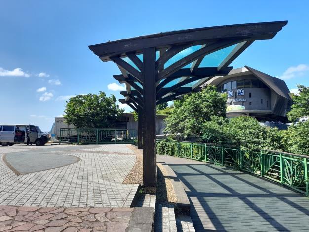 02集合點–貓空纜車站外平臺
