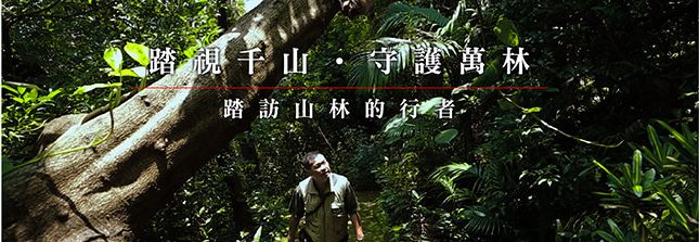 踏視千山●守護萬林