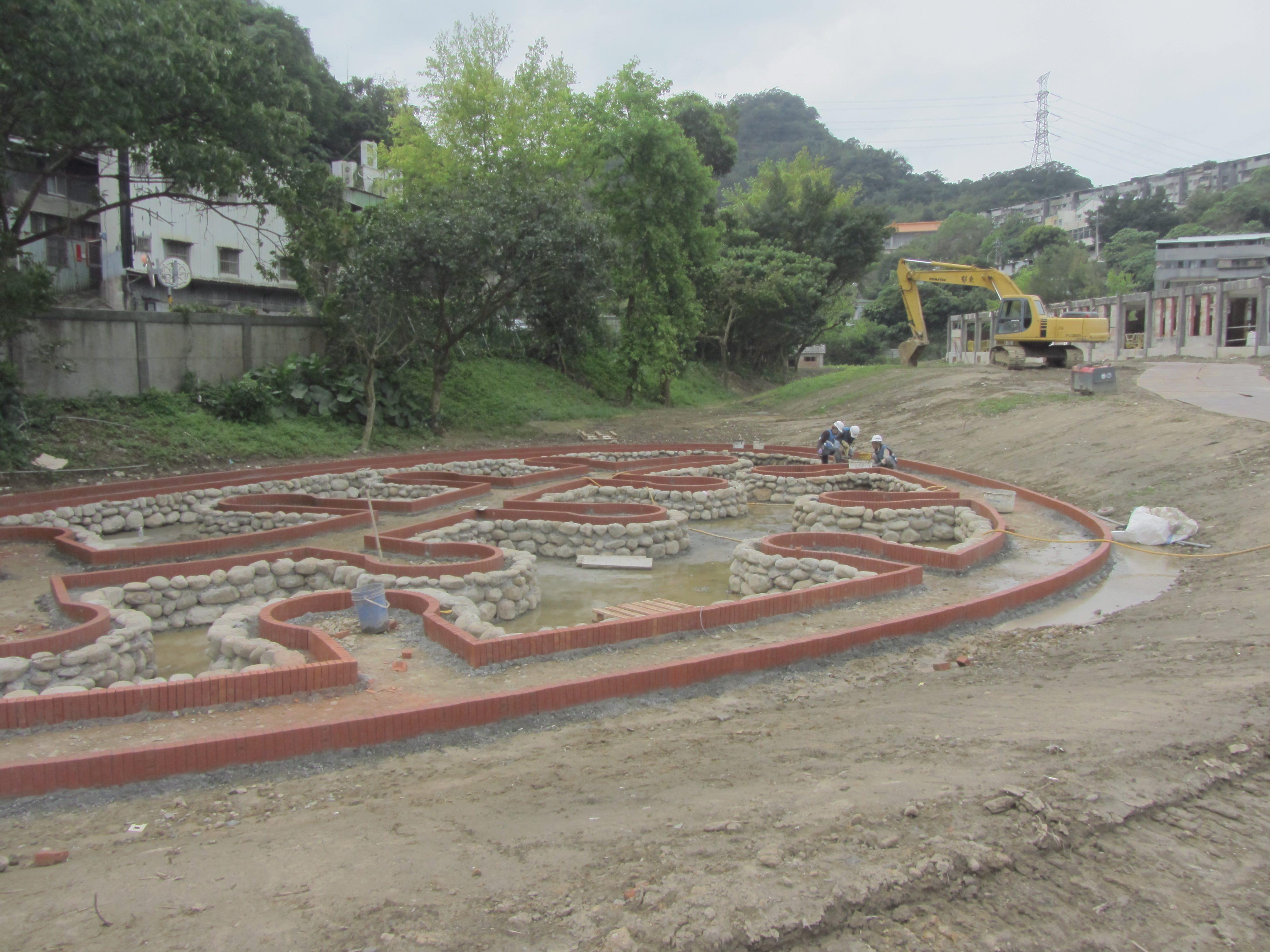 生態園圃施作