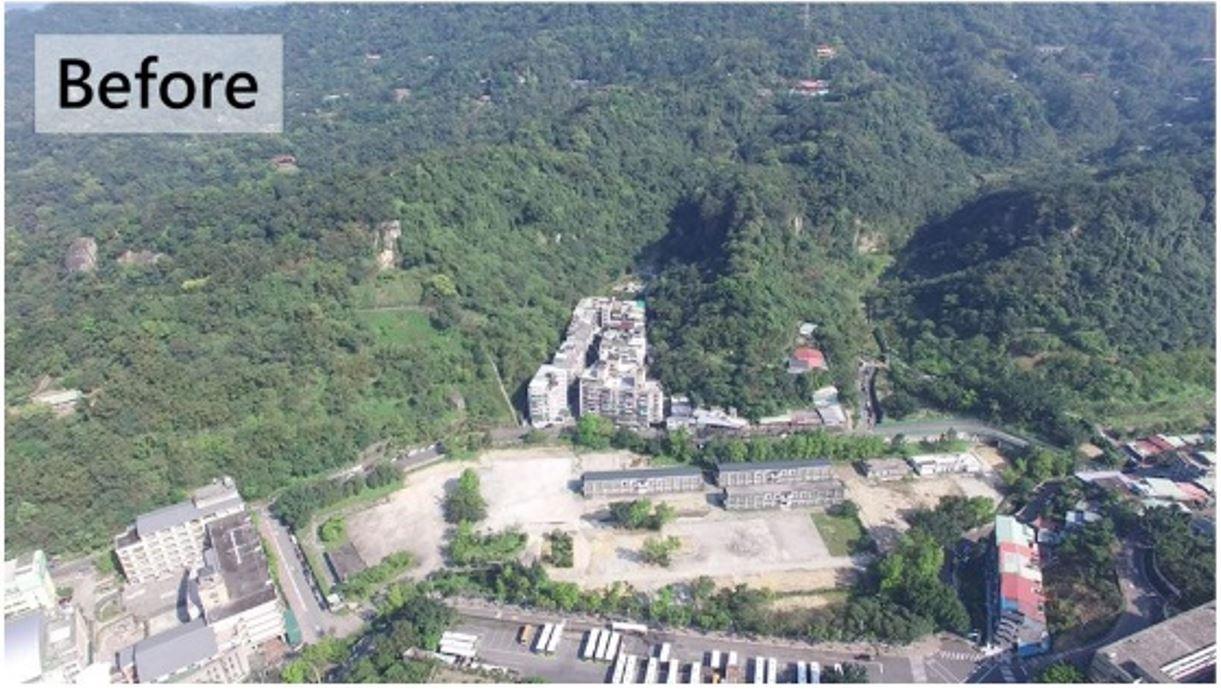 2.施工前營區全景圖