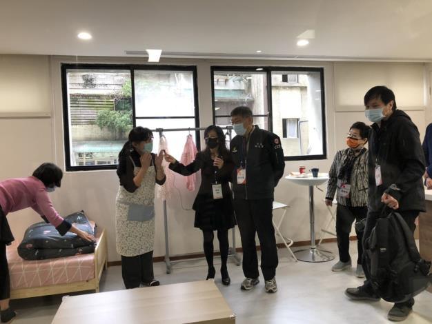 「萬華視障生活重建中心暨社區工坊」開幕活動5