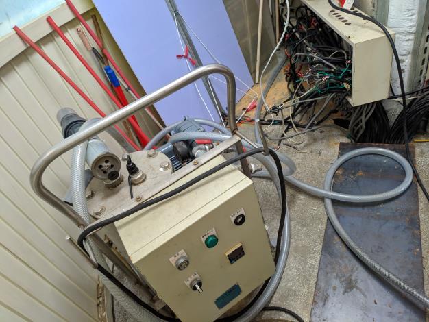 中油建北加油站現場查獲影響及規避查證的管線與設備-1