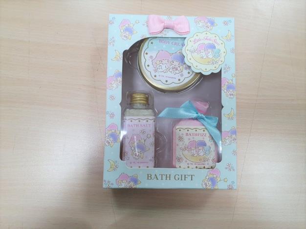 麗嬰公司-沐浴組禮盒