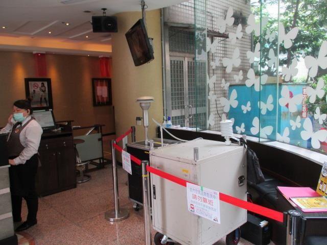 室內空氣品質稽查檢測現場照片-KTV2