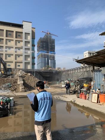 自動灑水等污染防治設備查核