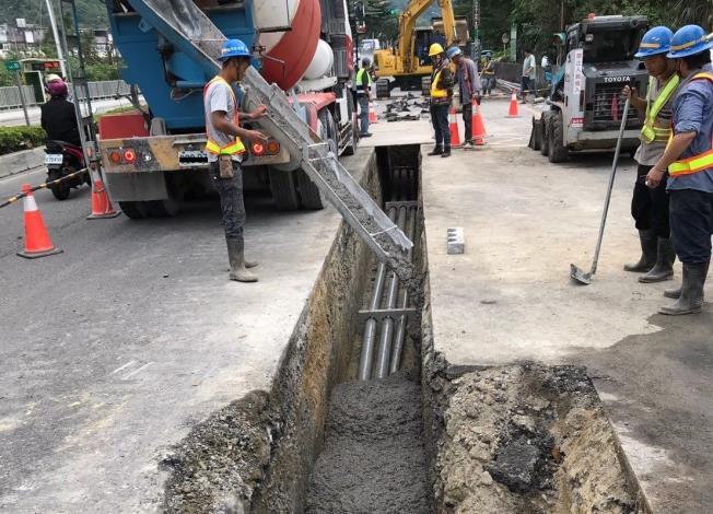 110年6月1日起,於北市申請道路挖掘許可須規劃使用再生粒料