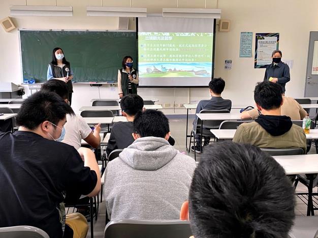 1090410中國科技大學-校園宣導照片1