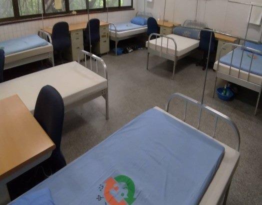 寢區空間調整為4人1寢