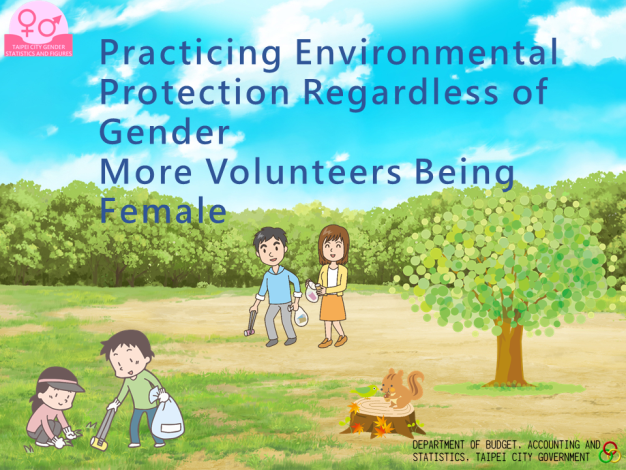 Everyone Responsible for Environment Protect; Protecting The Earth Regardless of Age