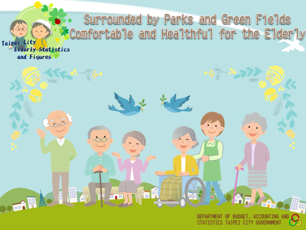 Surrounded by Parks and Green Fields, Good Leisure Place for Elders