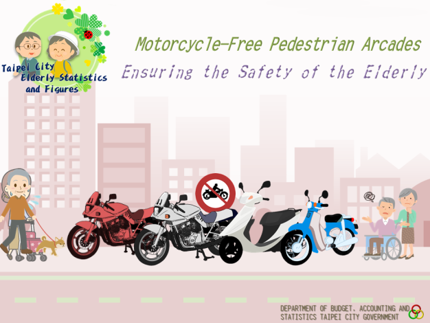 Motorcycle-Free Sidewalks, Ensuring the Safety of the Elderly