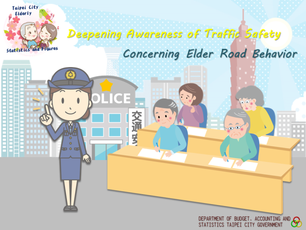 Deepening Awareness of Traffic Safety, Concerning Elder Road Behavior
