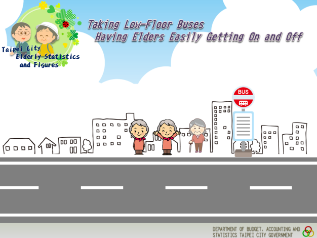 Traffic Safety with Carefulness, Having Elders Return Home Safely