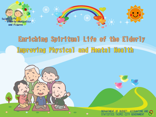 Enriching the Life of the Elderly, Promoting Their Social Participation