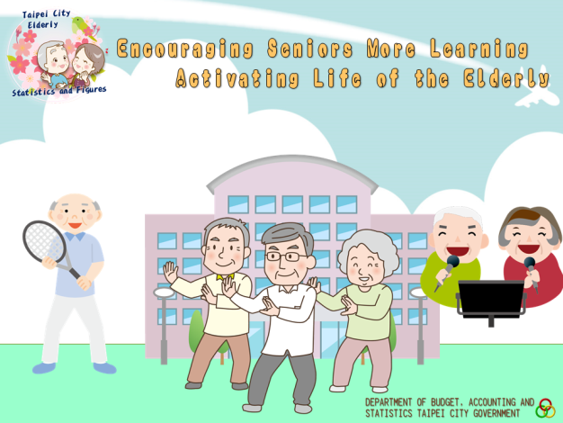 Encouraging Seniors More Learning, Activating Life of the Elderly