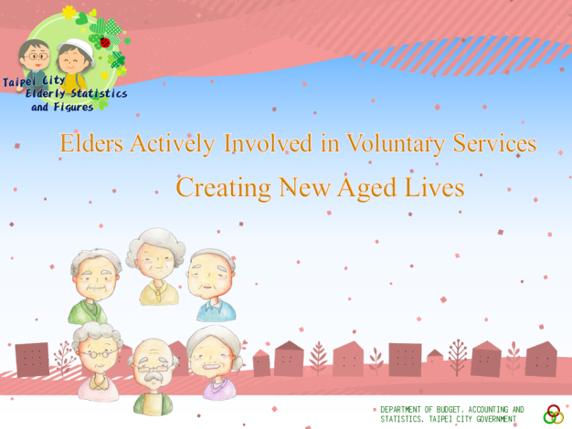 More Elders Involved in Volunteer Services, Showing Relevant Power and Energy