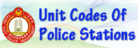 Unit Codes of Police Stations