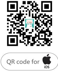 單一陳情HELLOTAIPE(修訂版)IQRcode--蘋果
