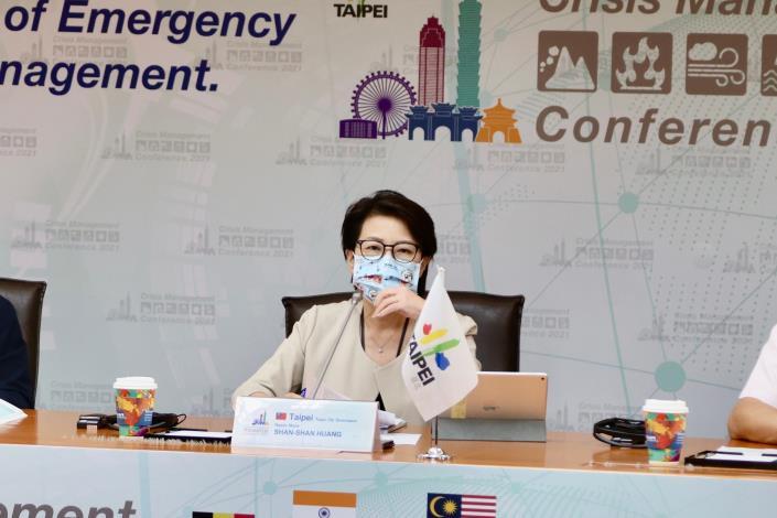 Deputy Mayor Shan-Shan Huang