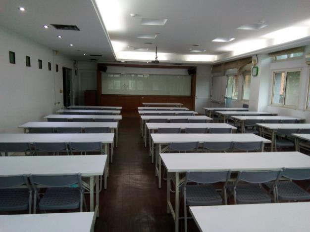 藝文活動中心會議室