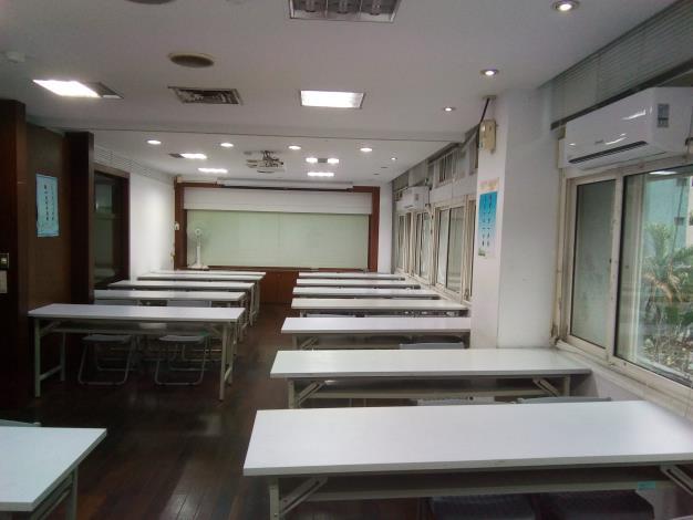 藝文活動中心大教室