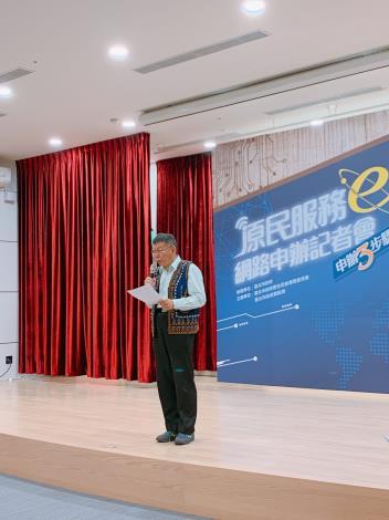 臺北市市長柯文哲持續推動市民E化服務,打造智慧城市