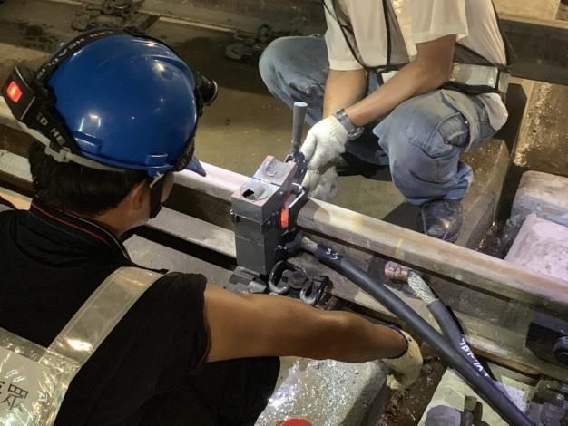 CK372A--號誌電纜軌道火泥焊_焊接1080710
