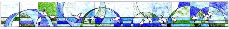 三民高中站藝術牆版圖