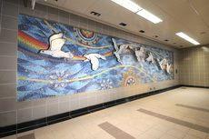 公共藝術作品示意圖