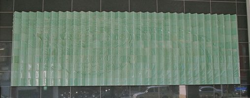 湖波盪漾示意圖,共3張圖片