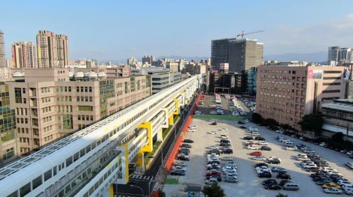 國內首度將公共工程轉化為公共藝術