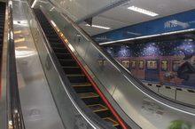 月台層實景示意圖,共2張圖片