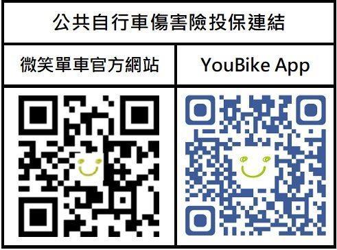 附件_公共自行車傷害險投保連結(QR code)