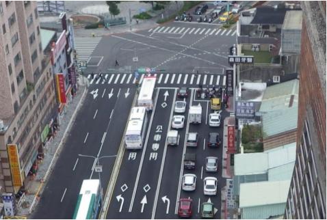 重慶北路公車專用道施工後.PNG