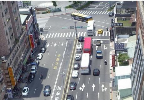 重慶北路公車專用道施工前.PNG