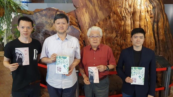 左起:蔡博丞、何康國、潘皇龍、吳曜宇1